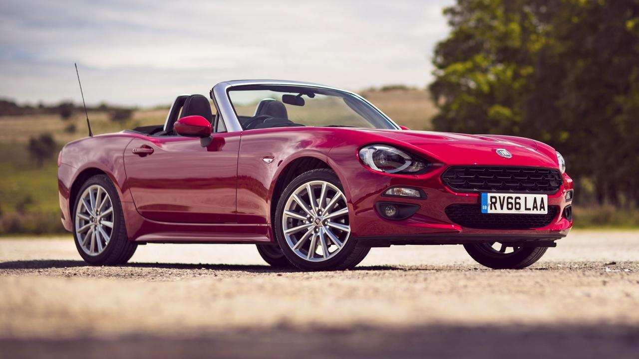45 A 2020 Fiat Spider Prices