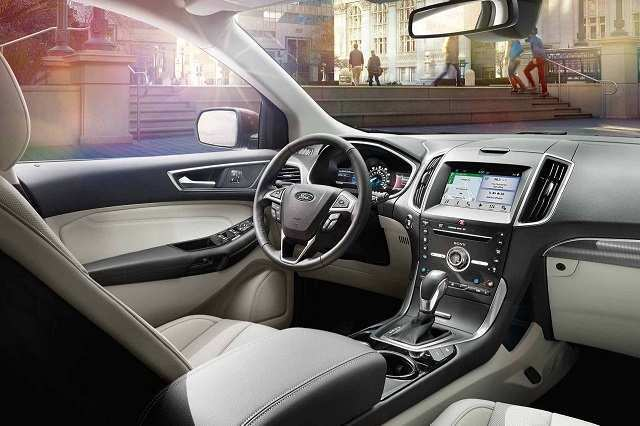 45 A 2020 Ford Edge History