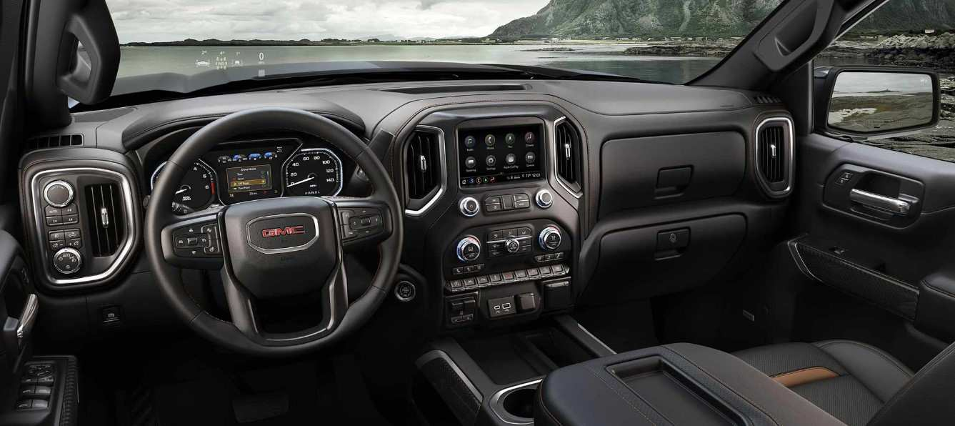 45 A 2020 GMC Hd Interior Photos