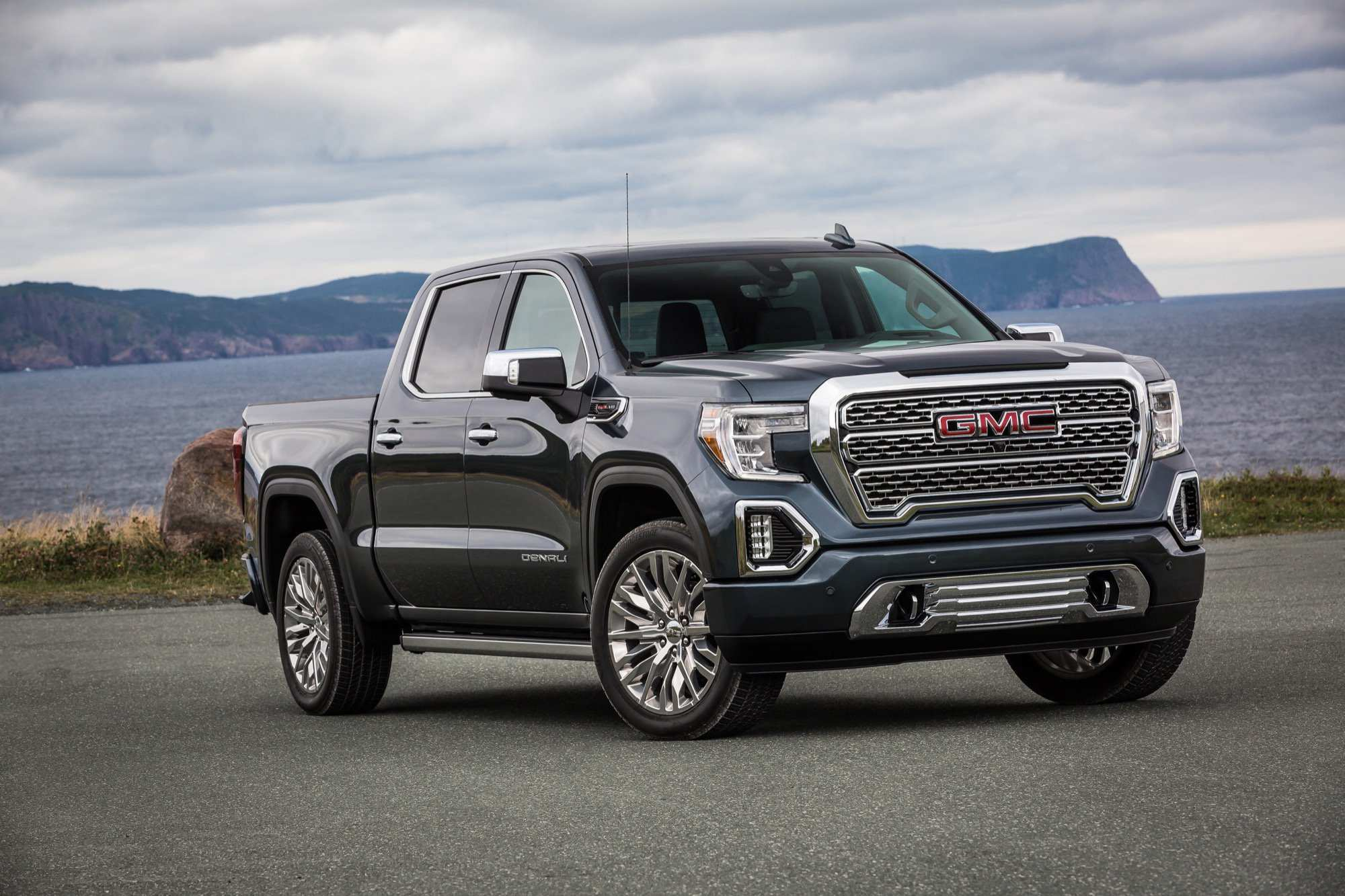 45 A 2020 GMC Yukon Body Style Ratings