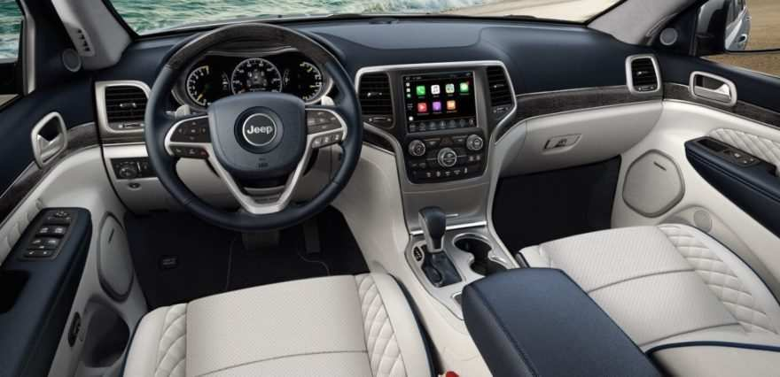 45 A 2020 Grand Cherokee Performance And New Engine