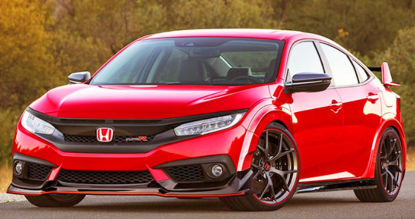 45 A 2020 Honda Civic Type R Price