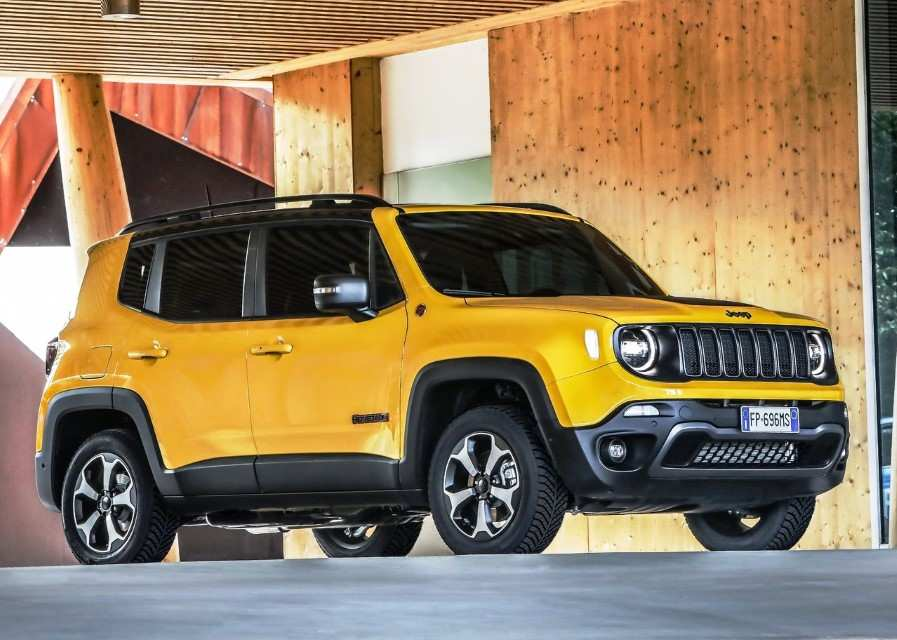 45 A 2020 Jeep Trail Hawk Redesign And Concept