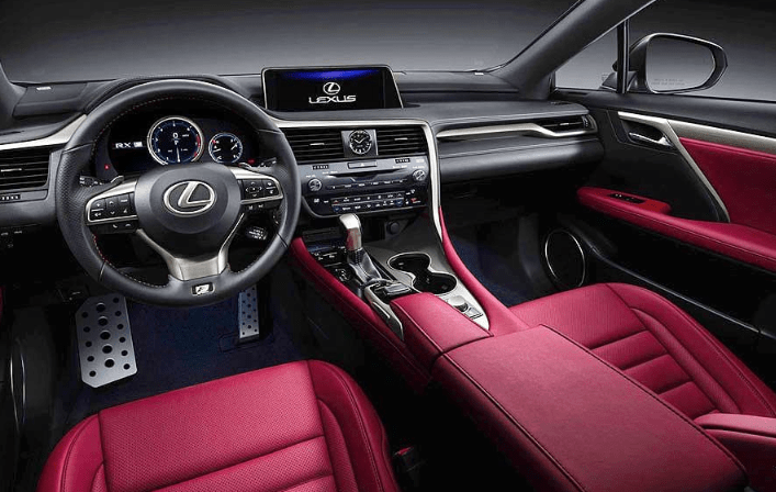 45 A 2020 Lexus GS F New Review