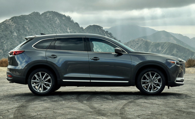 45 A 2020 Mazda Cx 9 Images
