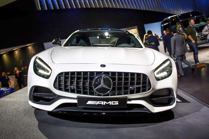 45 A 2020 Mercedes AMG GT Release Date