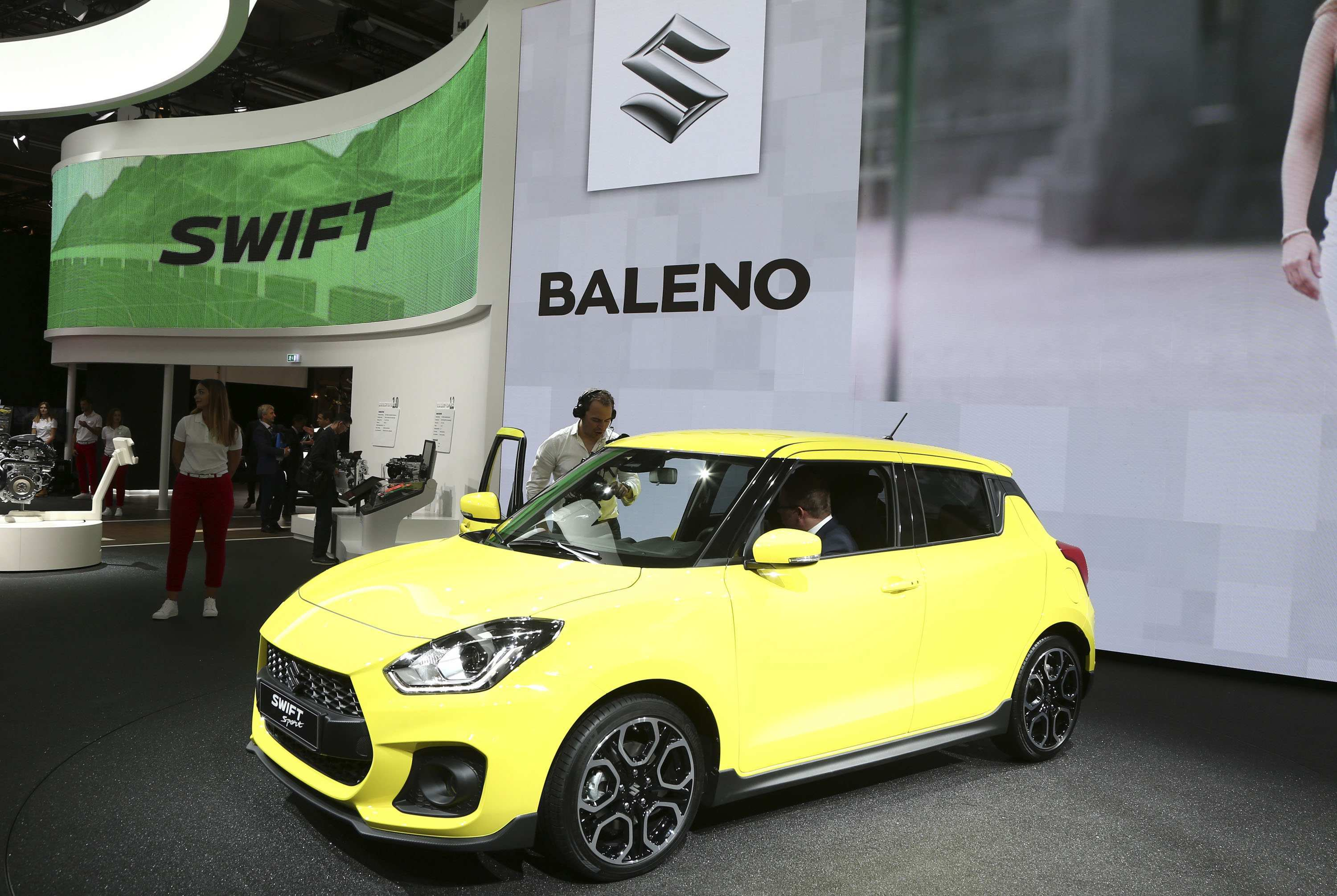 45 A 2020 New Suzuki Swift Sport Price