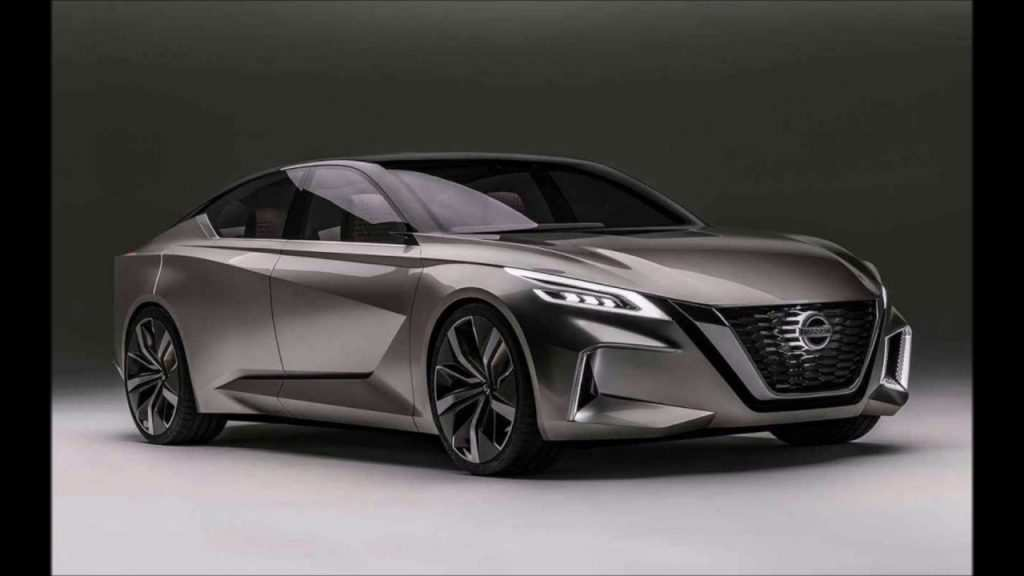 45 A 2020 Nissan Altima Coupe Spesification