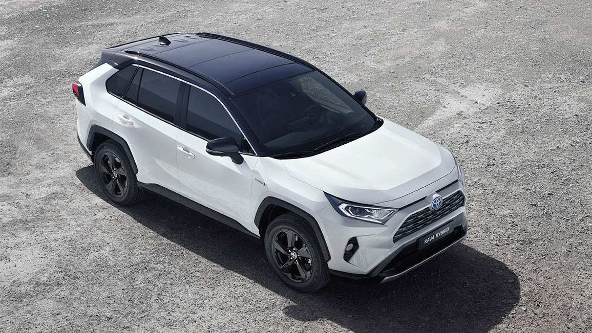 45 A 2020 Toyota Rav4 Hybrid Exterior And Interior