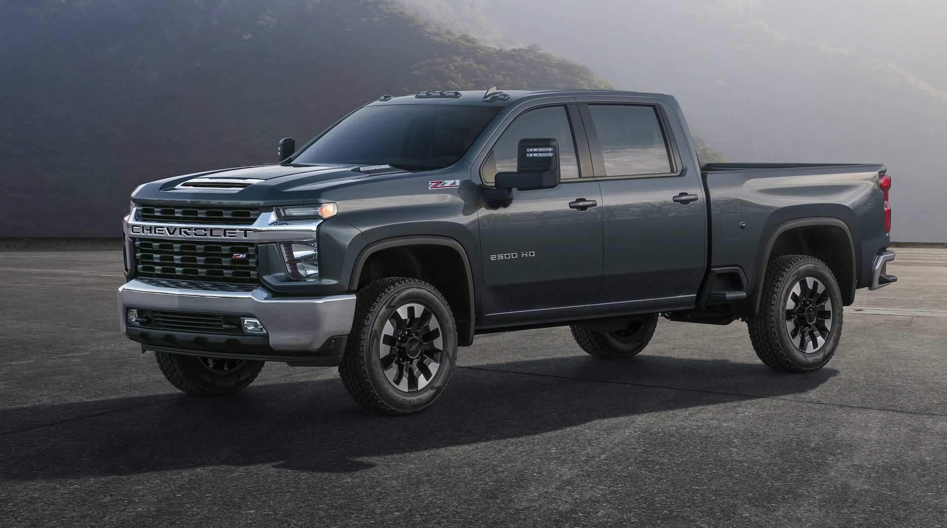 45 A Chevrolet Pickup 2020 Style