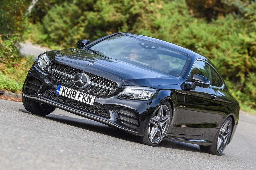 45 A Mercedes C Class Coupe 2019 Prices