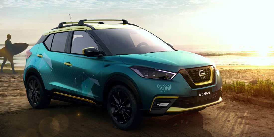 45 A Nissan Kicks 2020 Mexico Ratings