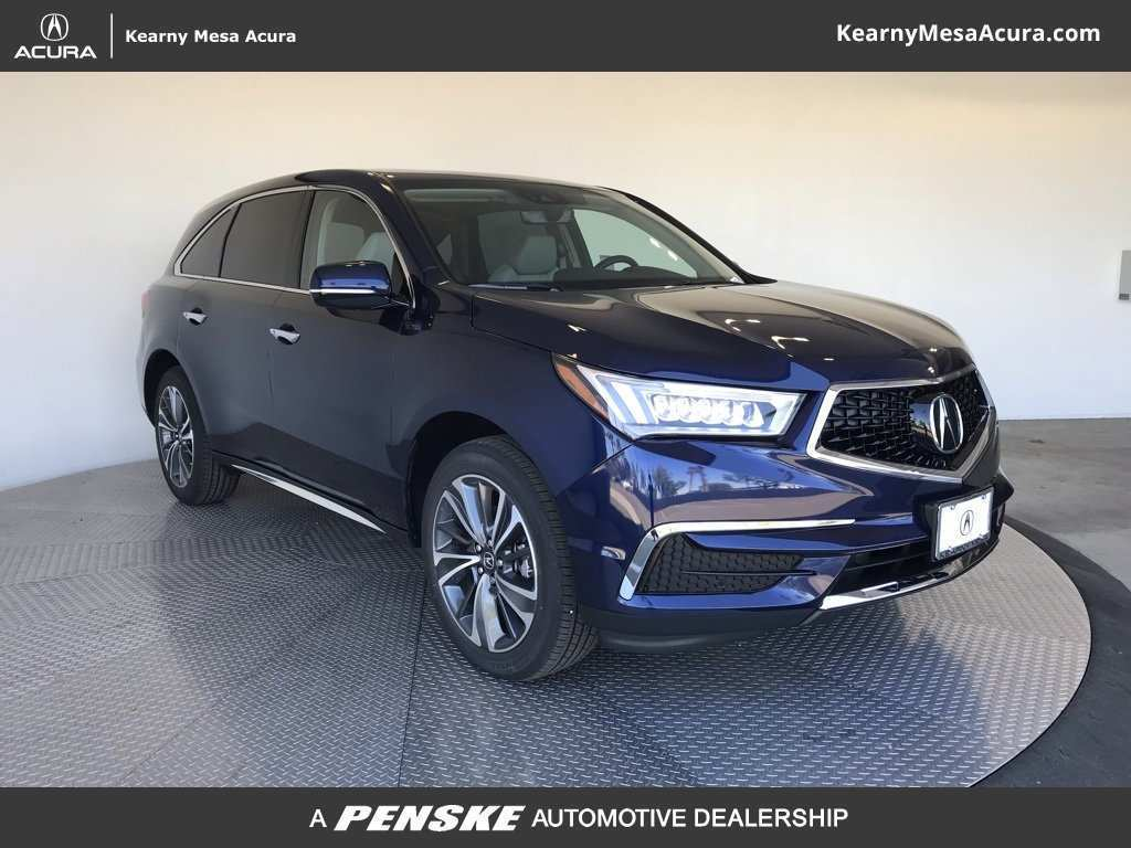 45 All New 2019 Acura MDX Redesign And Concept