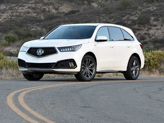 45 All New 2019 Acura MDX Redesign And Review