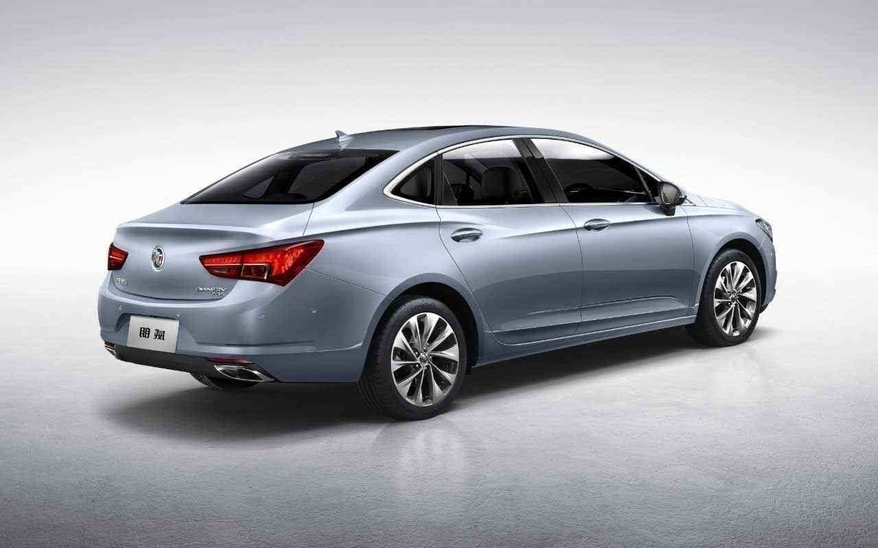45 All New 2019 Buick Verano Spy Review