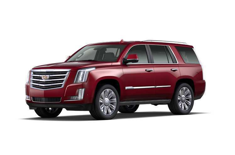 45 All New 2019 Cadillac Escalade Ext Specs And Review