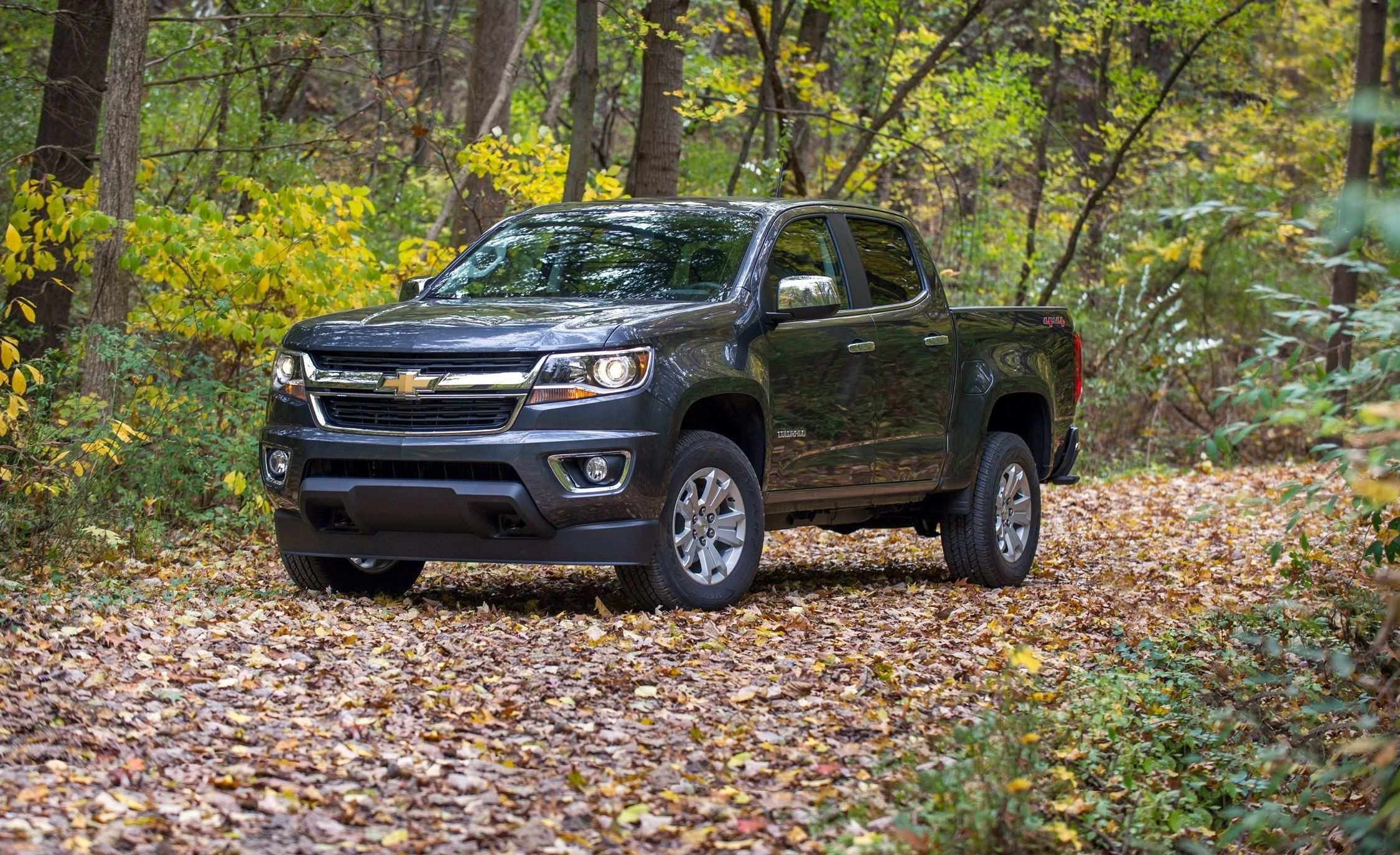45 All New 2019 Chevrolet Colorado Z72 Concept And Review