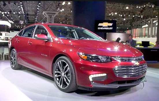 45 All New 2019 Chevy Malibu Ss Pictures