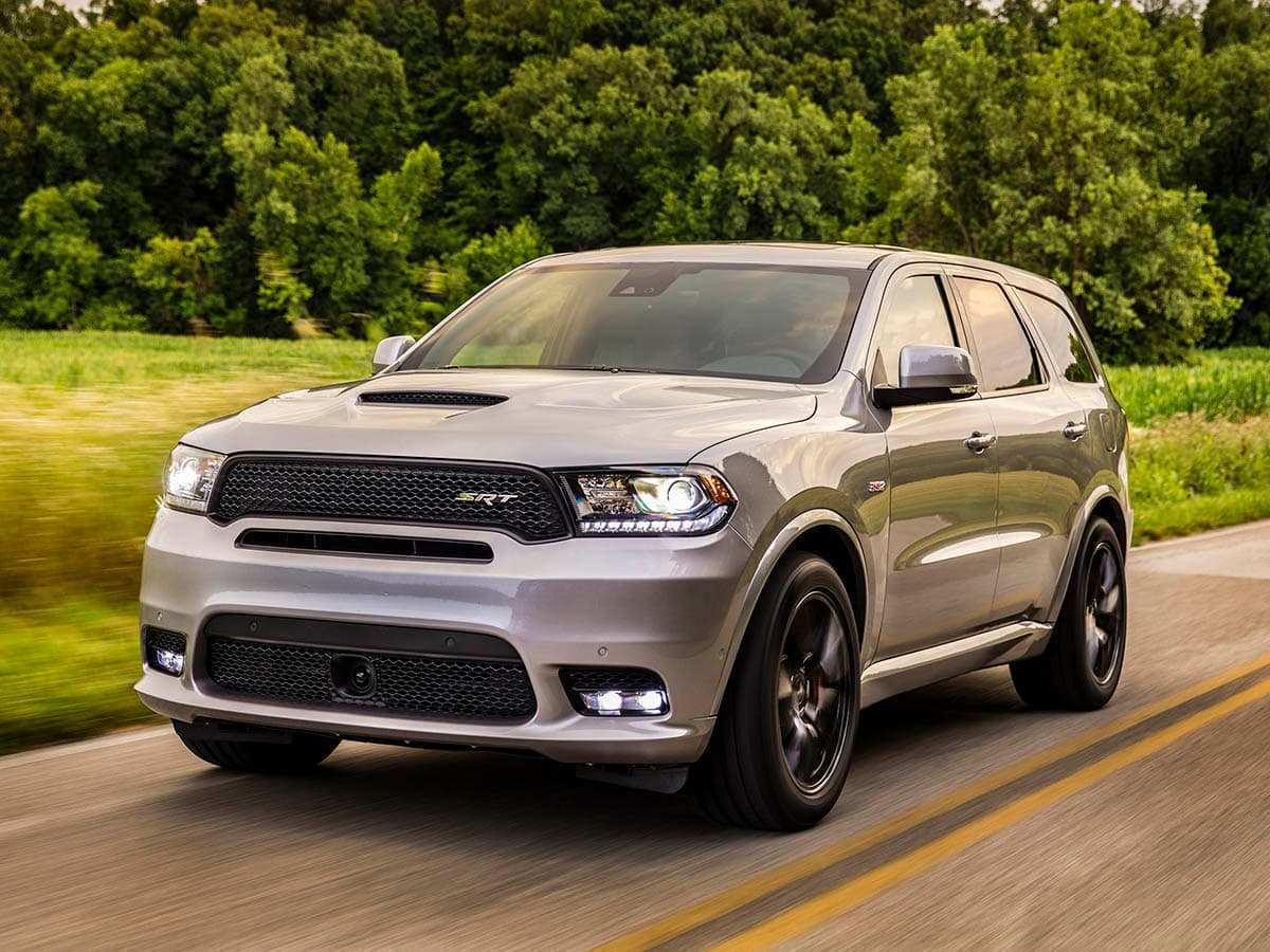 45 All New 2019 Dodge Durango Diesel Srt8 Specs