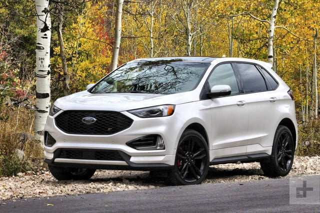 45 All New 2019 Ford Edge Sport Review And Release Date
