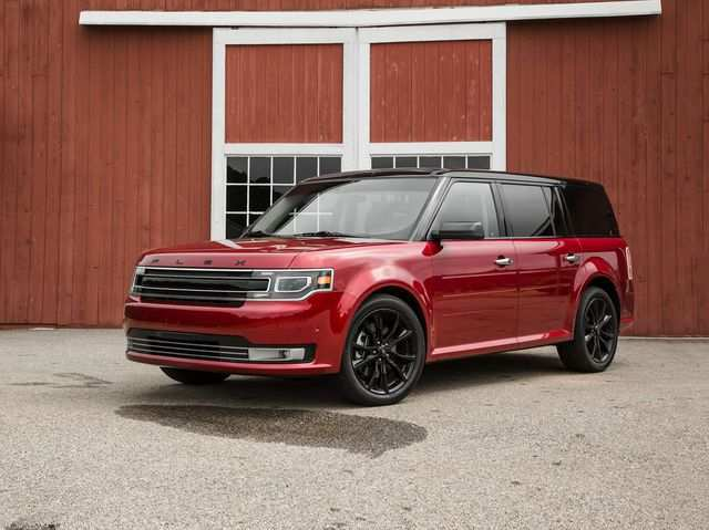45 All New 2019 Ford Flex Model