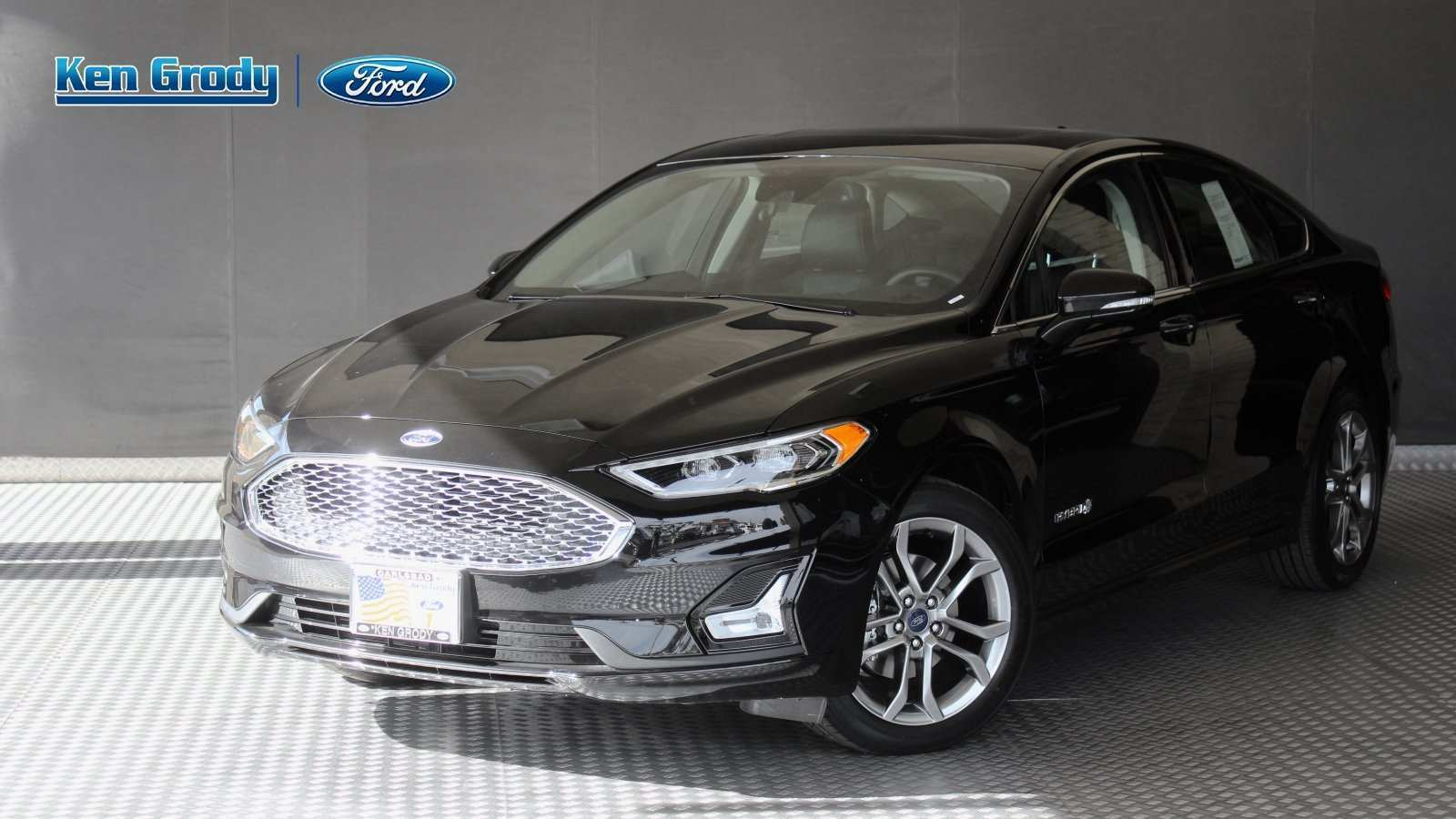 45 All New 2019 Ford Fusion Energi History