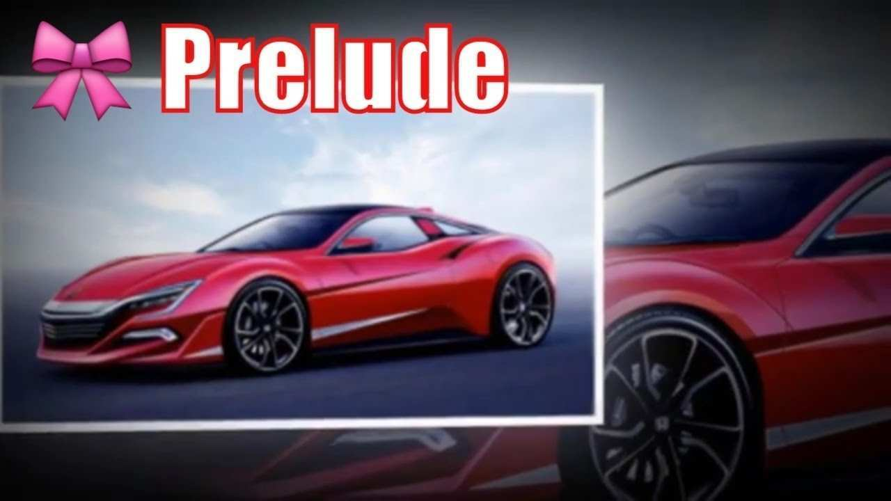 45 All New 2019 Honda Prelude Concept And Review