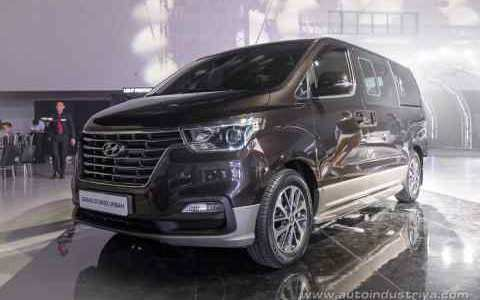 45 All New 2019 Hyundai Starex History