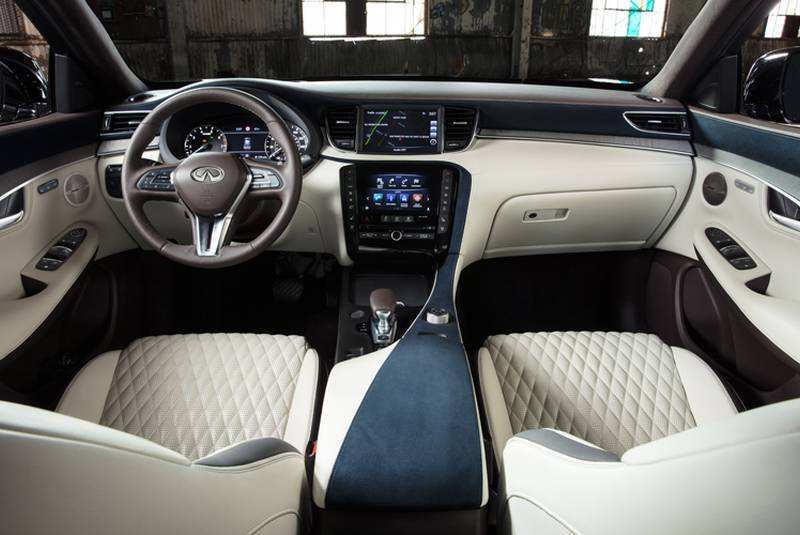 45 All New 2019 Infiniti Qx50 First Drive New Model and Performance
