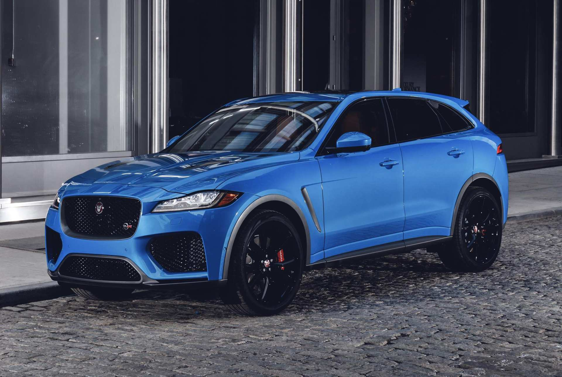 45 All New 2019 Jaguar F Pace Svr Photos
