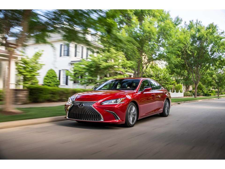 45 All New 2019 Lexus ES Release