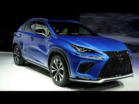 45 All New 2019 Lexus Nx Exterior