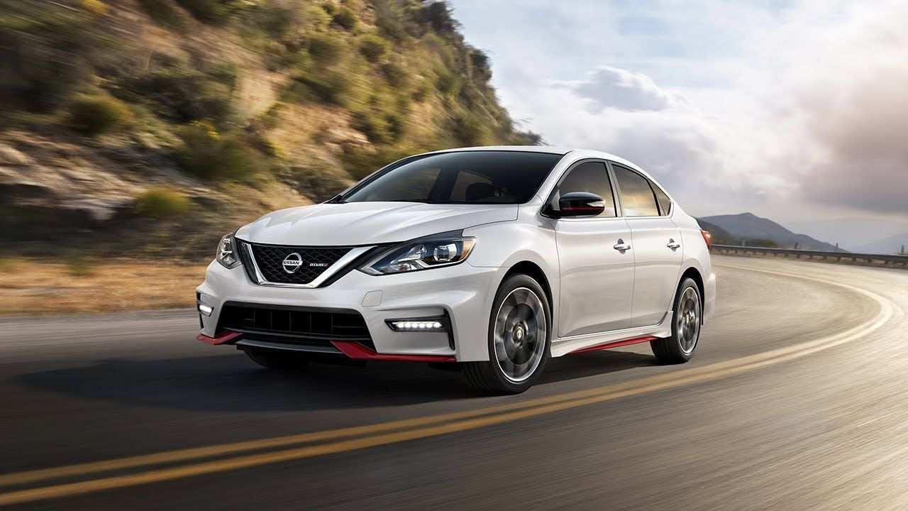45 All New 2019 Nissan Sentra Overview