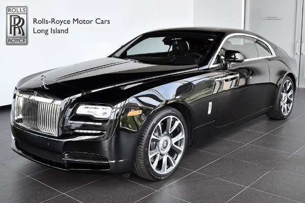 45 All New 2019 Rolls Royce Wraith Exterior