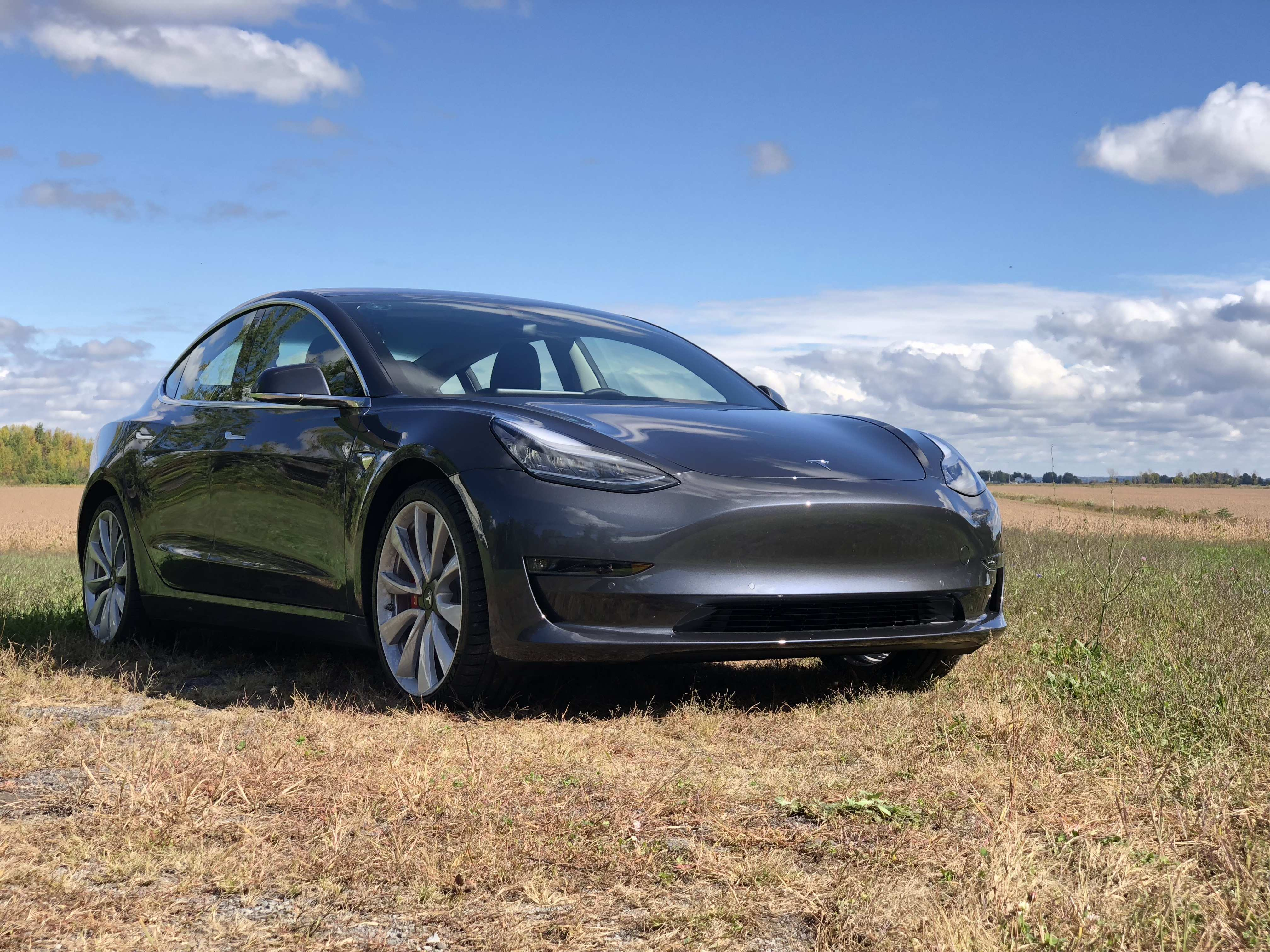 45 All New 2019 Tesla 3 Review