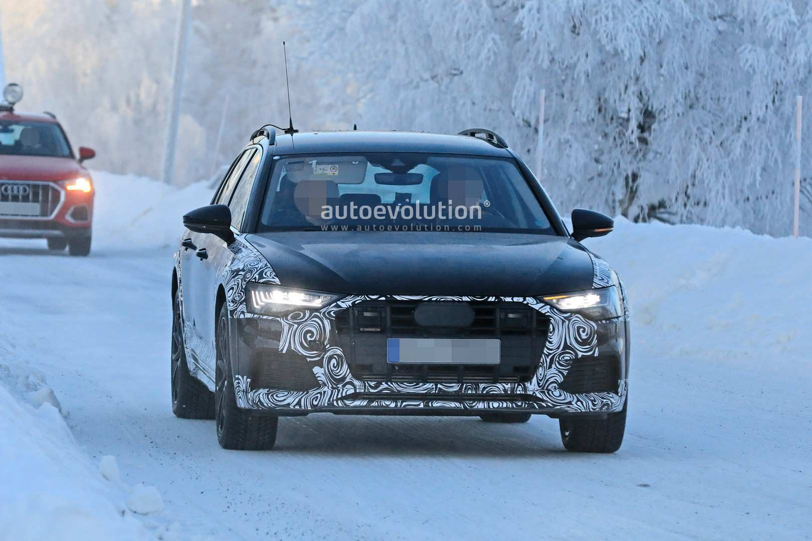 45 All New 2020 Audi Allroad Concept