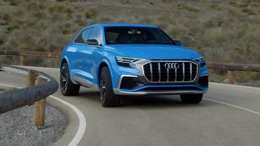 45 All New 2020 Audi Q8 First Drive