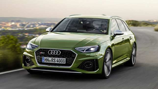 45 All New 2020 Audi Rs4 Images
