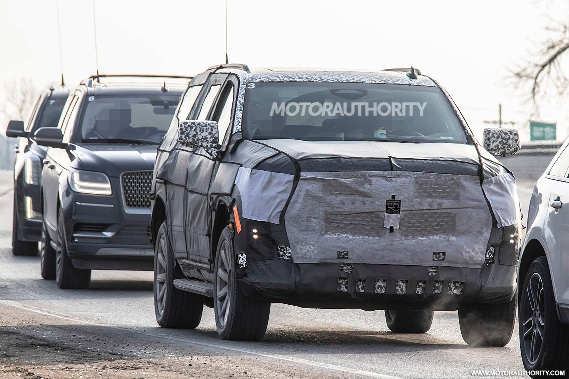 45 All New 2020 Cadillac Escalade Images Redesign And Concept