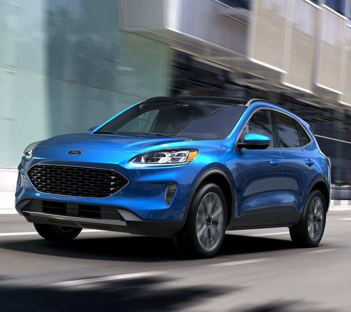 45 All New 2020 Ford Escape Exterior And Interior