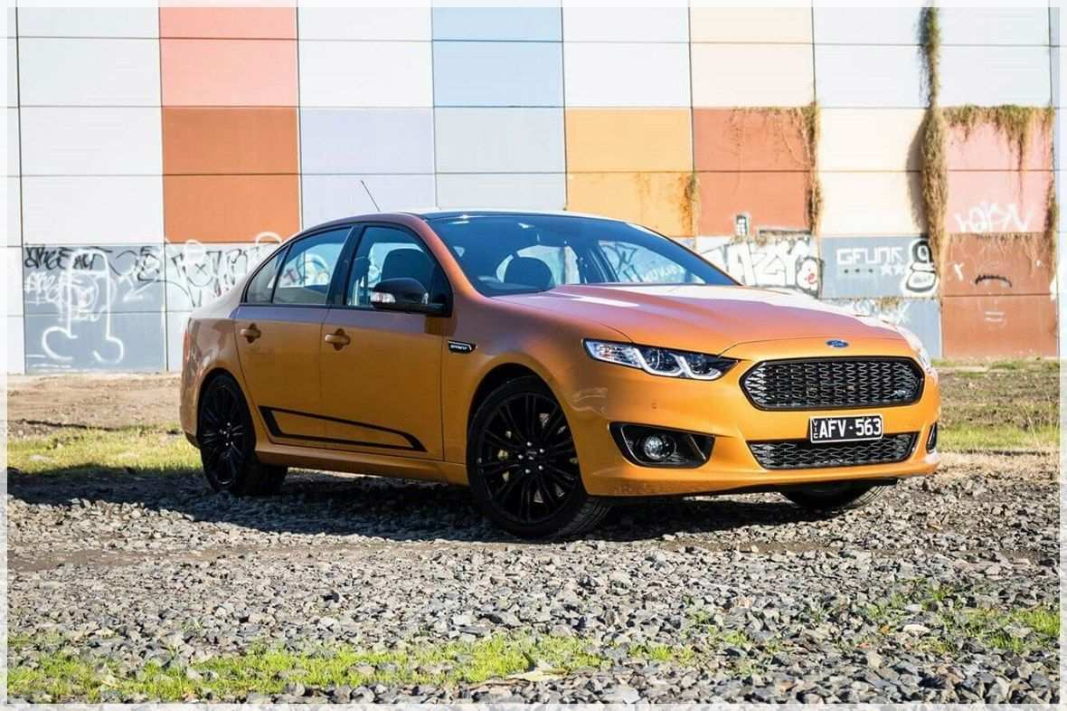 45 All New 2020 Ford Falcon Gt Ratings