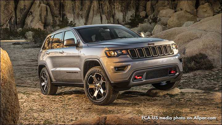 45 All New 2020 Grand Cherokee Review And Release Date