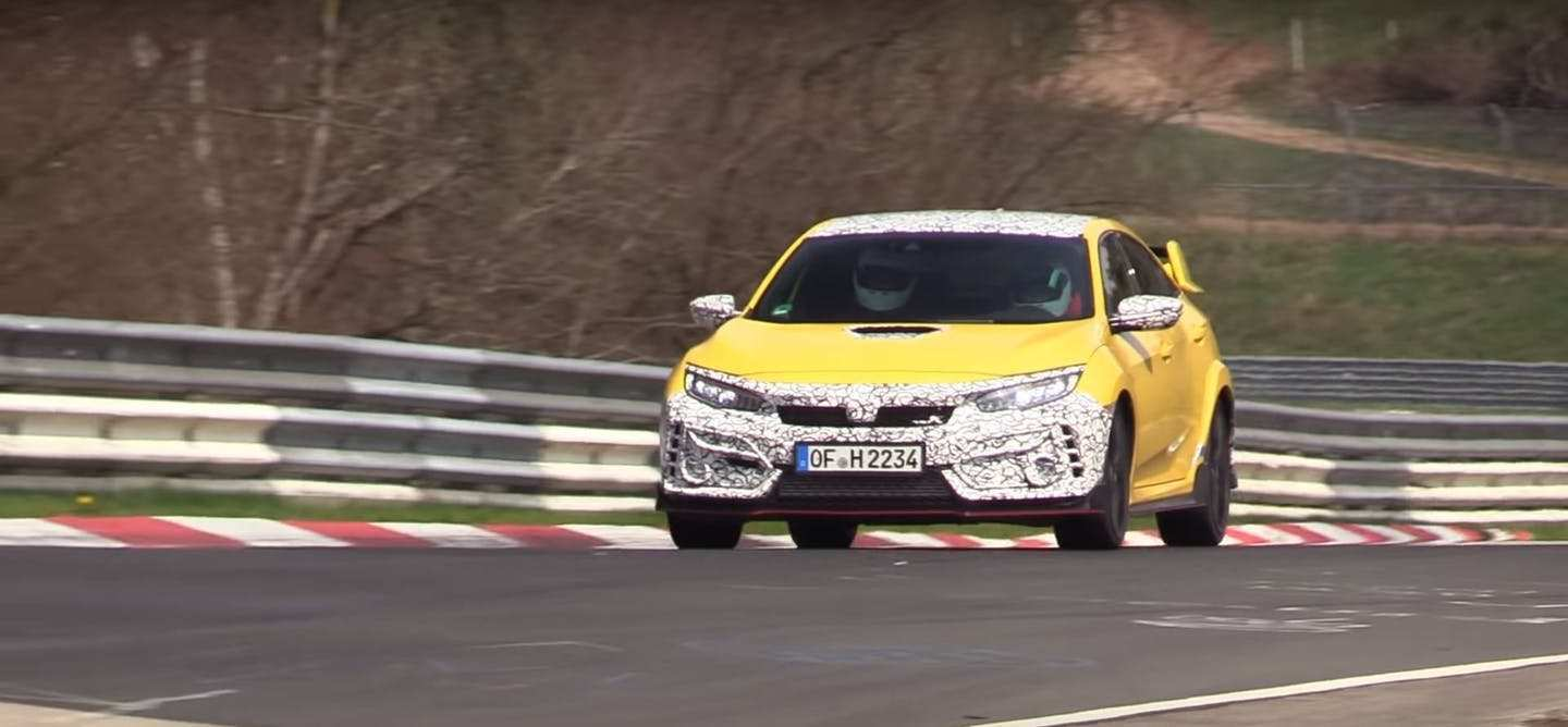 45 All New 2020 Honda Civic Type R Research New