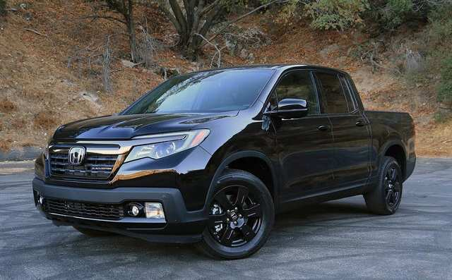 45 All New 2020 Honda Ridgelineand Release Date And Concept