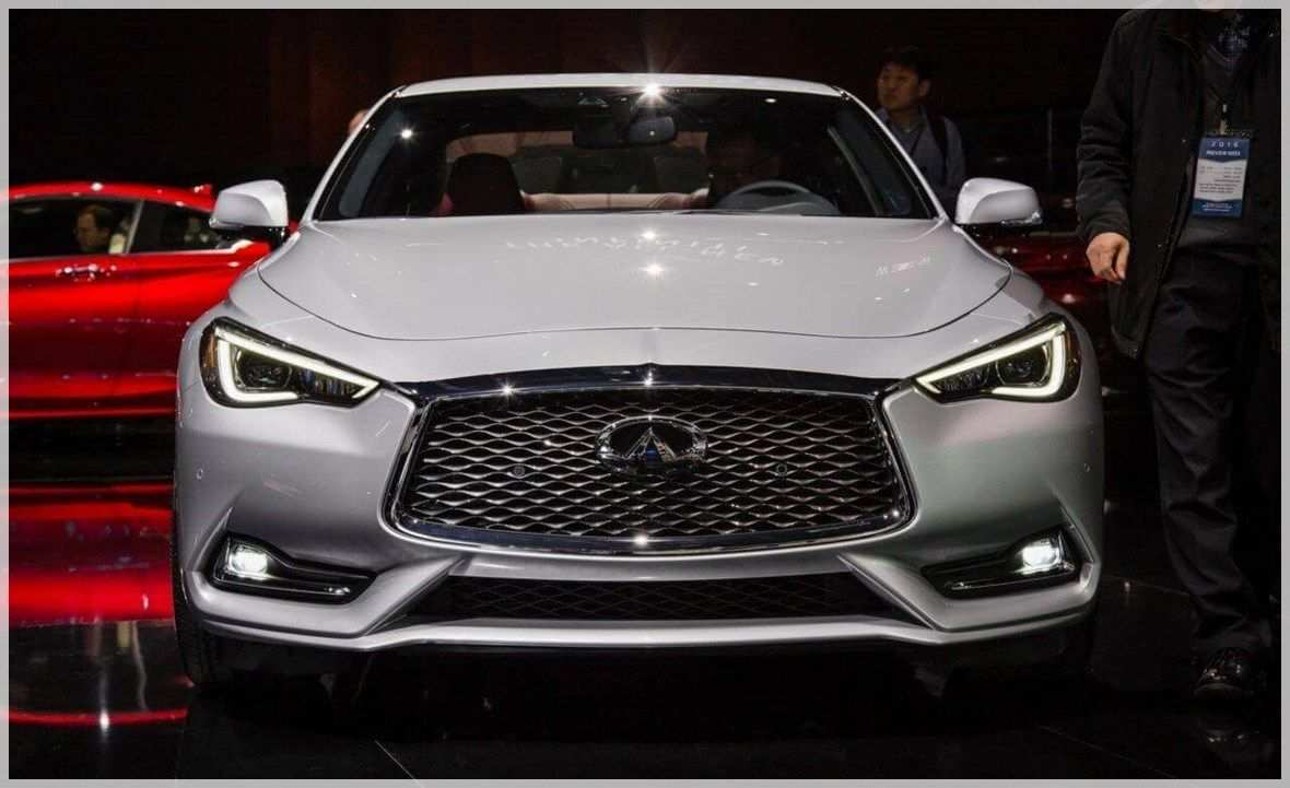 45 All New 2020 Infiniti Q60s Photos