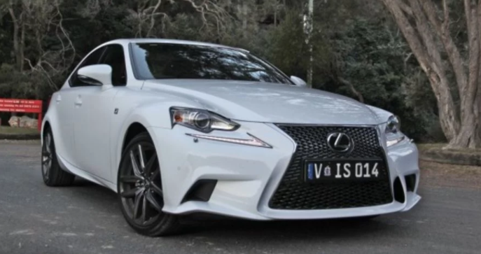 45 All New 2020 Lexus IS 250 Price And Release Date