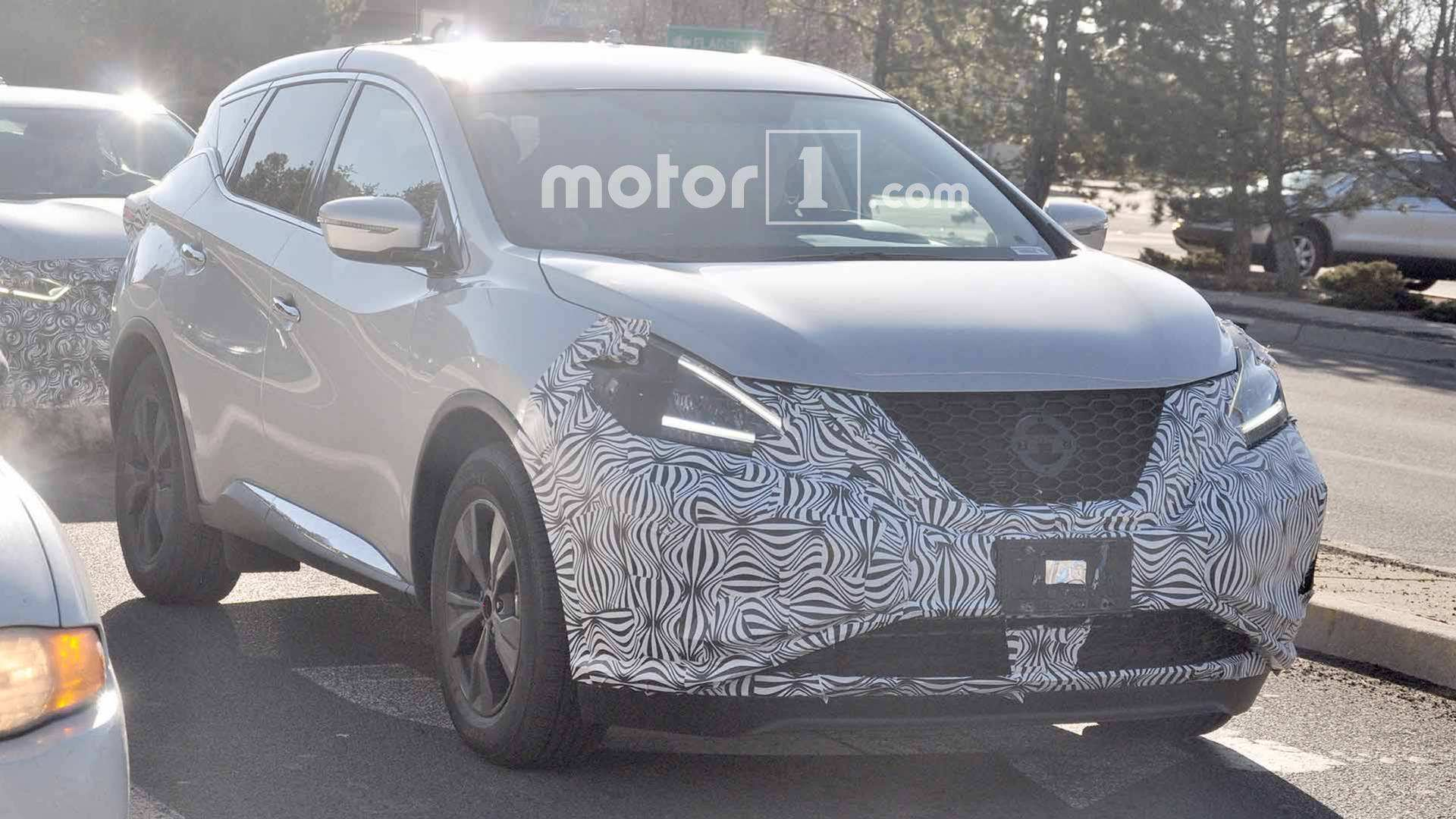 45 All New 2020 Nissan Murano Pricing