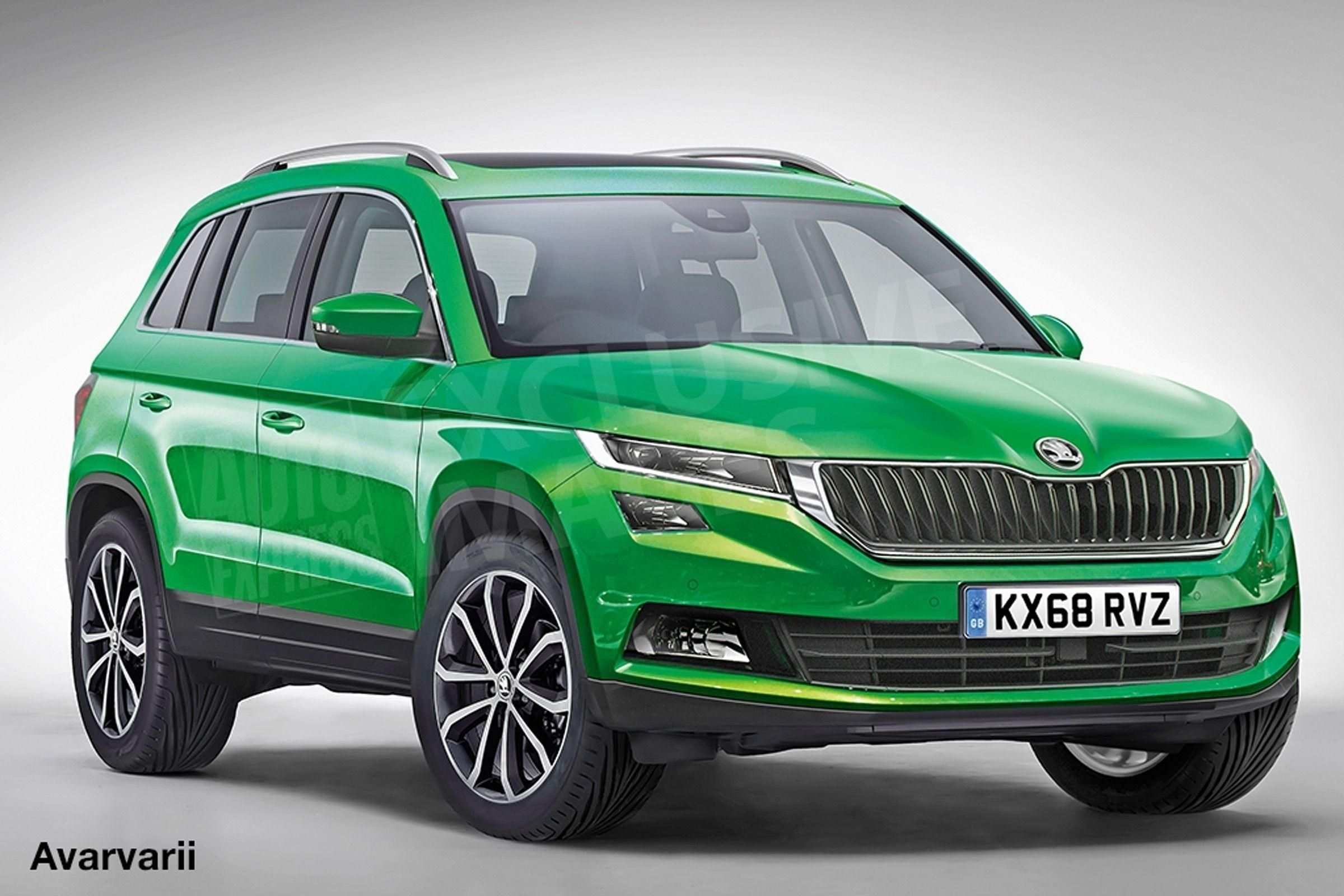 45 All New 2020 Skoda Snowman First Drive