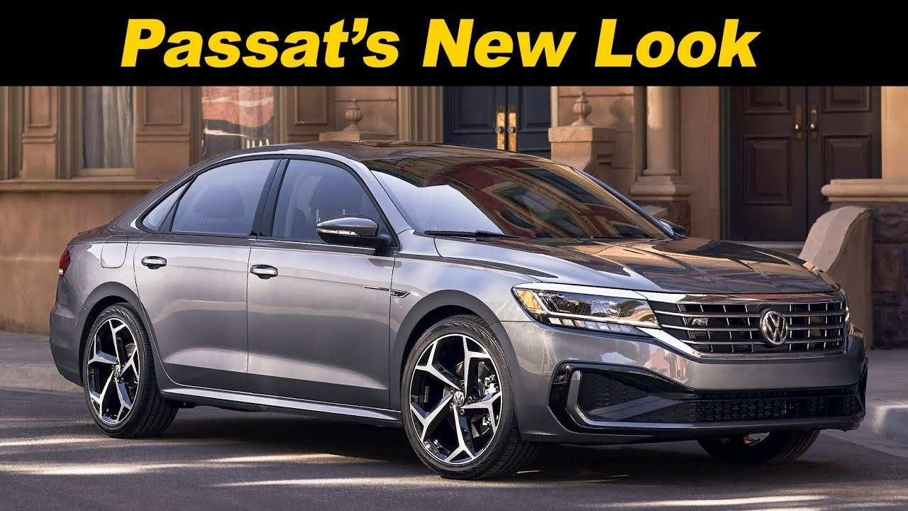 45 All New 2020 Volkswagen Passat Redesign