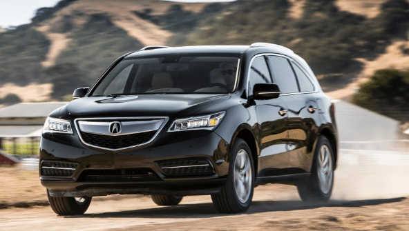 45 All New Acura Mdx 2020 Changes Release Date